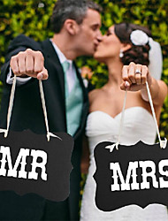 cheap -Photo Booth Props & Signs Other Wedding Decorations Party / Festival Wedding All Seasons