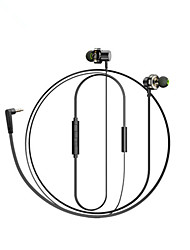 cheap -LITBest Z1 Wired In-ear Earphone Wired Earbud Noise-Cancelling Stereo with Microphone