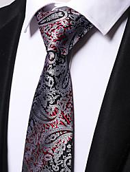 abordables -Homme Soirée / Travail Cravate Rayé / Jacquard