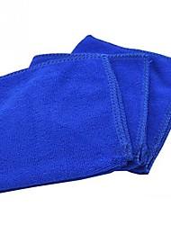 cheap -1 pcs Microfiber Cleaning Cloth Soft Wash Cloth Towel Duster 30*30cm Car Cleaning Microfiber Towels