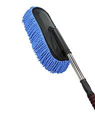 cheap -2pcs Alloy Microfiber Towel Convenient Mist Yellow / Gray 30*60 cm