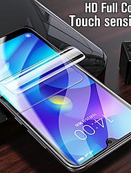Недорогие -пленка гидрогеля полное покрытие для samsung galaxy s8 s9 s10 s10plus a6plus a7 2017 протектор экрана не стекло из двух частей