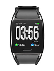 cheap -Smartwatch Digital Modern Style Sporty Silicone 30 m Water Resistant / Waterproof Heart Rate Monitor Bluetooth Digital Casual Outdoor - Black White Red