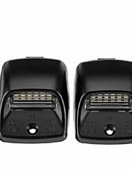 Недорогие -2шт светодиодные фонари освещения номерного знака лампа белого цвета для Toyota Tacoma 2005-2015 тундра 2000-2013