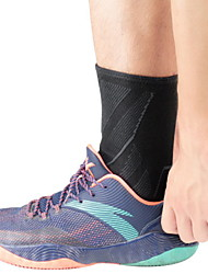 cheap -Protective Gear Ankle Brace Terylene Rubber Stretchy Strength Training Durable Lightweight Breathable Quick Dry Exercise & Fitness Workout For