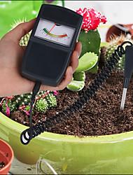 cheap -RZ94 Soil Moisture PH Meter Humidity Detector Digital PH Meter Soil Monitor Hygrometer Gardening Plant Lignt Sunlight Tester