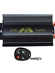cheap -Vehicle GPS Tracker Remote Control Platform Quad Band SD Card GPS103 GPS GSM Tracker