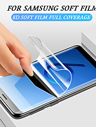 cheap -curved soft hydrogel film for samsung galaxy s8 s9 s7 s6 edge plus screen protector on the for samsung note 8 9 film(not glass)