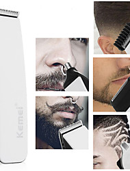 cheap -4 in 1 multi-purpose carved hair clippers electric hair shaver nose hair trimmer Lettering trimmer EU plug