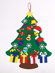 cheap -Christmas Trees Christmas Tree PVC Christmas tree Novelty Christmas Decoration