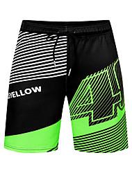 cheap -The new 2019 46 GP racing knight motorcycle moto shorts green black quick-drying pants off-road motorcycle riding casual shorts