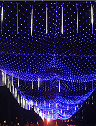 cheap -3m String Lights 200 LEDs Warm White White Red Waterproof Party Decorative 220 V 1pc Linkable IP44