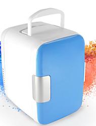 Недорогие -Мини-холодильник Электрический кулер и теплее 8 L Один экземляр С теплоизоляцией за Полипропилен + ABS на открытом воздухе Отдых и Туризм Синий Розовый