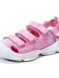 cheap -Boys' / Girls' Comfort Canvas Sandals Little Kids(4-7ys) Black / Pink / Rainbow Summer