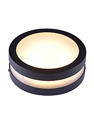 cheap -Waterproof Simple / Modern Contemporary Wall Lamps & Sconces / Outdoor Wall Lights Bathroom / Outdoor Aluminum Wall Light IP65
