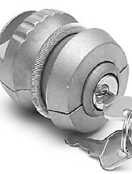 cheap -Insertable Hitchlock Trailer Coupling Hitch Lock Tow Ball Caravan For Security