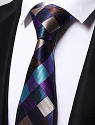 abordables -Homme Soirée / Travail Cravate Rayé