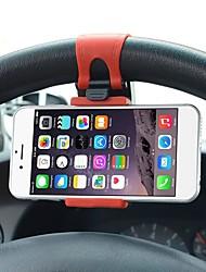 cheap -Soporte Universal de la correa de goma del montaje del Clip de la bicicleta del volante del coche para el iPhone para Samsung para el soporte del telfono mvil de Lenovo