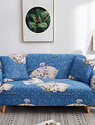 cheap -Sofa Cover Be so beautiful that the moon hides her face and the flowers blush for shame at sight of her Printed Polyester Slipcovers