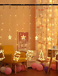 cheap -BRELONG LED Christmas String Lights Festival Decoration Lights for Indoor Bar Friends Party Lighting