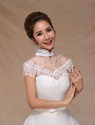 cheap -Body Chain Women's Body Jewelry For Festival Rhinestone White 1pc