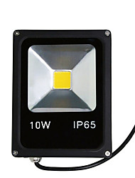 cheap -1pc 10 W LED Floodlight Waterproof / Decorative Warm White / Cold White 85-265 V Outdoor Lighting / Swimming pool / Courtyard 1 LED Beads