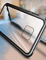 cheap -Magneto Magnetic Adsorption Metal Glass Case for Huawei Mate 20 Pro Mate 20 Back Cases Cover for Huawei Mate 20 Lite