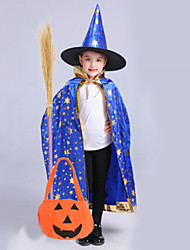 cheap -Inspired by Cosplay Hogwarts School of Witchcraft and Wizardry Anime Cosplay Costumes Japanese Cosplay Suits Bags and Purses / Cloak For Boys' / Girls'