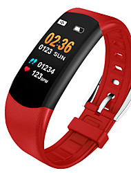 cheap -S5 Men Women Smart Bracelet Smartwatch Android iOS Bluetooth Waterproof Touch Screen Heart Rate Monitor Blood Pressure Measurement Sports ECGPPG Pedometer Call Reminder Sedentary