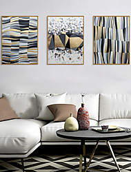 cheap -Framed Art Print Framed Set - Abstract PS Illustration Wall Art