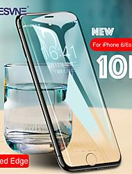 Недорогие -10d защитное стекло с полной крышкой для iphone 6 стекло iphone 7 стекло 8 6s плюс закаленное стекло для iphone x защитная пленка