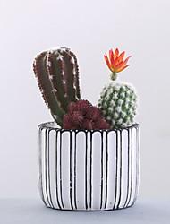 Недорогие -Искусственные Цветы 1 Филиал Классический Modern Суккулентные растения Ваза
