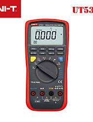 cheap -UNI-T UT533 True RMS Insulation Resistance Multimeter 1000V Megohmmeter Resistance/Capacitance/Frequency/Temperature Test
