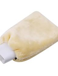 Недорогие -портативный микрофибры мягкие имитация кашемир инструменты для мытья перчаток