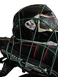 cheap -Motorcycle Net Modified Mesh Travel Luggage Moto Helmet Net Bag-L2-40*40cm