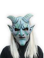cheap -Halloween Mask Masquerade Mask Ghost Horror Adults' Unisex