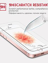 Недорогие -Евларубый 2.5d стекло для iphone 5s закаленное стекло защитное стекло для iphone 5s se 5 пленка для iphone 5s 5c 5 закаленное стекло