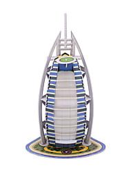 cheap -3D Puzzle Landscape Eiffel Tower Pyramid 3D Cartoon 1 pcs Kids All Toy Gift