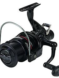 cheap -Fishing Reel Spinning Reel 5.2;1 Gear Ratio+11 Ball Bearings Hand Orientation Exchangable Sea Fishing / Carp Fishing