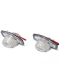 Недорогие -светодиодный номерной знак света OEM заменяет комплект для Honda CRV