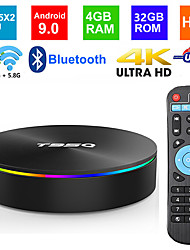 cheap -T95Q Android 8.1 Set Top Box 4GB 32GB Smart IPTV 4K HD DDR3 Amlogic S905X2 Quad Core 2.4G&5G Dual WiFi H.265 Home Media Player