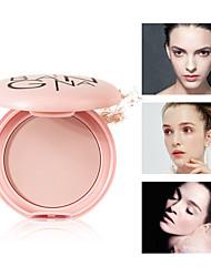 abordables -macaron maquillage poudre imperméable huile contrôle durable éclaircissant peau correcteur correcteur maquillage