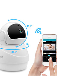 cheap -Wireless Surveillance Camera Wifi Baby Monitor Network Camera 2MP Security Network Camera HD