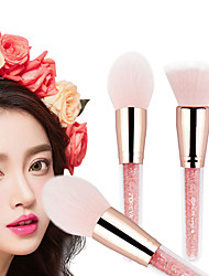 cheap -Professional Makeup Brushes 1 pc Eco-friendly Professional Cute Creative Synthetic Hair Plastic for Makeup Brush