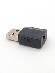 cheap -LITBest BT600 Bluetooth Receiver Bluetooth Transmitter Bluetooth 5.0 3.5mm Microphone&audio Interface*1