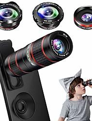 cheap -Dropshipping lente de la cmara del telfono mvil 12X Zoom teleobjetivo telescopio externo con Clip Universal para Smartphone