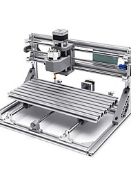 cheap -3018 3 Axis Mini DIY CNC Router Standard Spindle Motor Wood Engraving Machine Milling Engraver