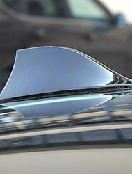 Недорогие -универсальная автомобильная антенна на крыше антенна акульи плавник радио сигнал для авто внедорожник грузовик фургон синий