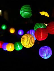 cheap -BRELONG 1.5M 10LEDs Festive String Lights IP44 Waterproof for Christmas Outdoor Garden Garden White / Warm Change / Multicolor