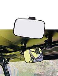 cheap -Professional Side Rear Mirror for Polaris UTV